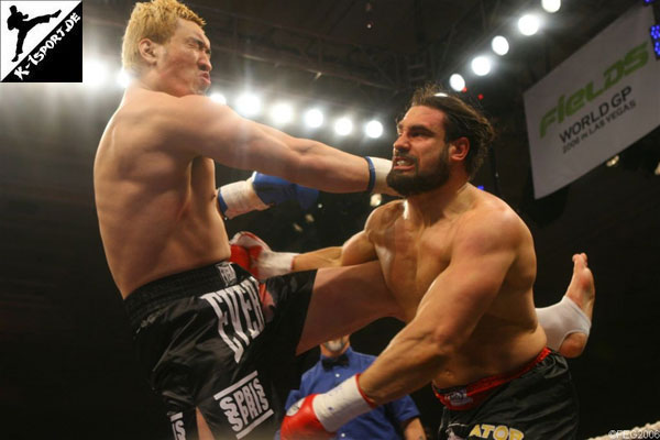 Hong-man Choi, The Predator (K-1 World Grand Prix 2006 in Las Vegas)