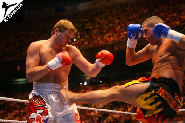 Alexey Ignashov, Gokhan Saki (K-1 World Grand Prix 2006 in Amsterdam)