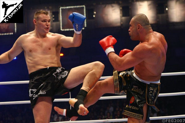 Semmy Schilt vs. Jerome Le Banner (2007)
