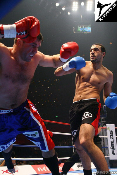 Peter Aerts vs. Badr Hari