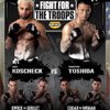 LIVE-Ticker: UFC Fight for the Troops