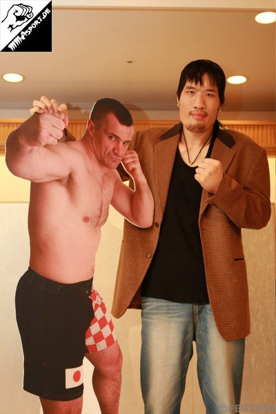 Cardboard CroCop and Choi