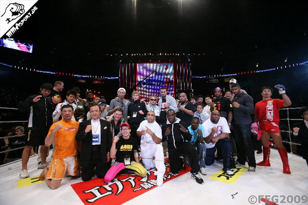 All Fighters Post Event