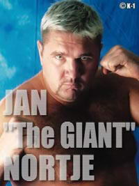 Jan 'The Giant' Nortje