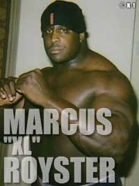 Marcus 'XL' Royster